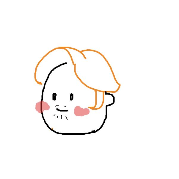 Profile picture for the comic artist, omega