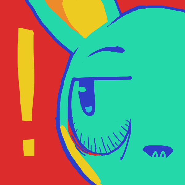 Profile picture for the comic artist, Chumky