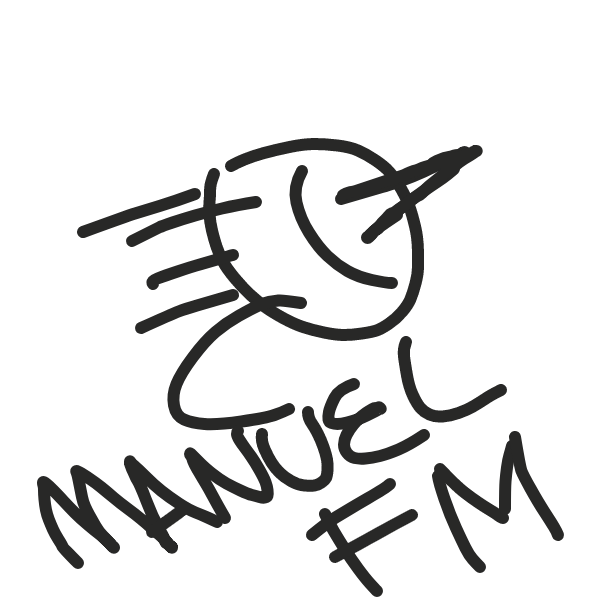 Profile picture for the comic strip artist, manuel fm