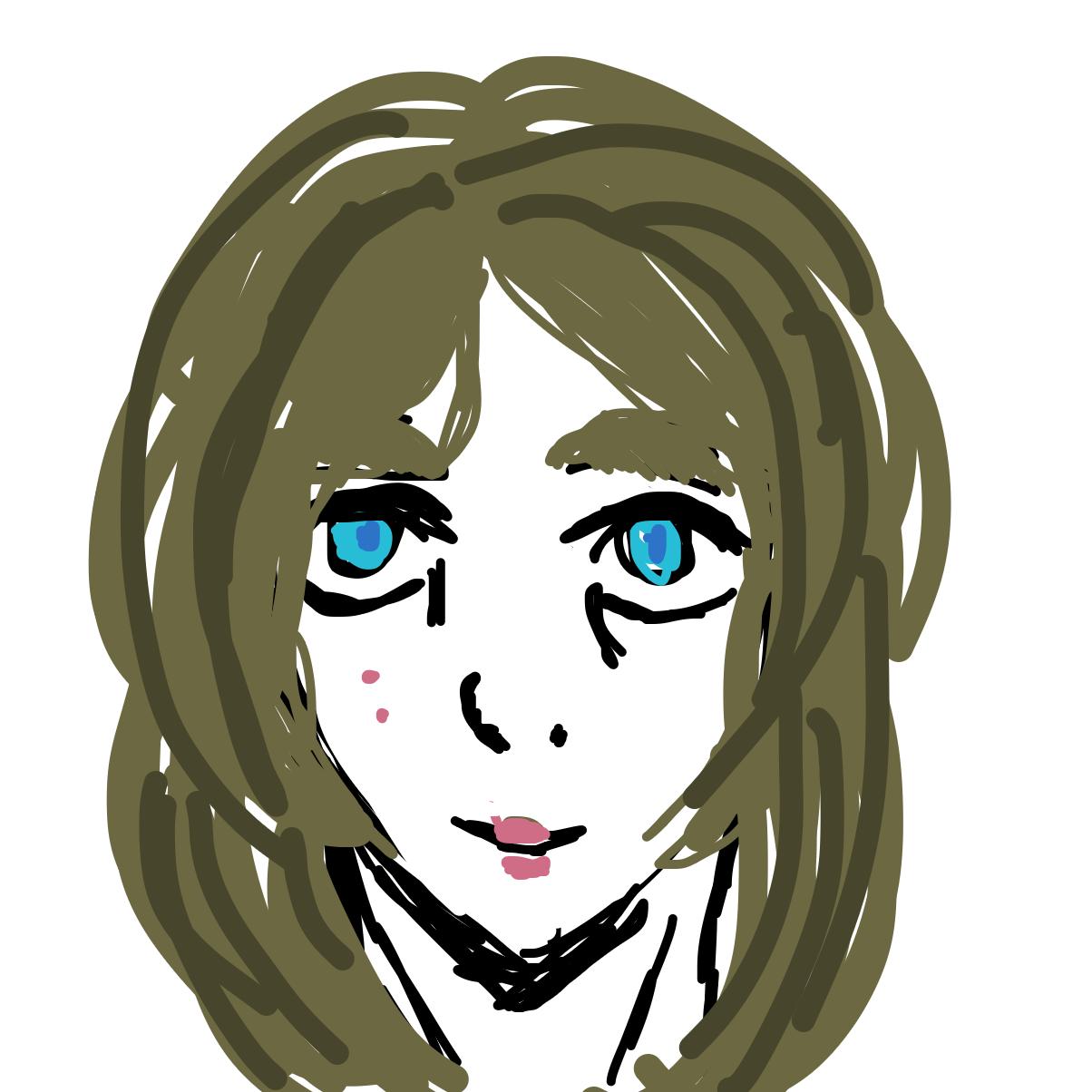Profile picture for the comic artist, josie