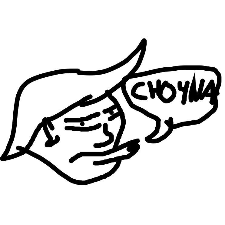 Profile picture for the comic artist, maverick