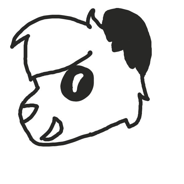 Profile picture for the comic artist, Korgiis