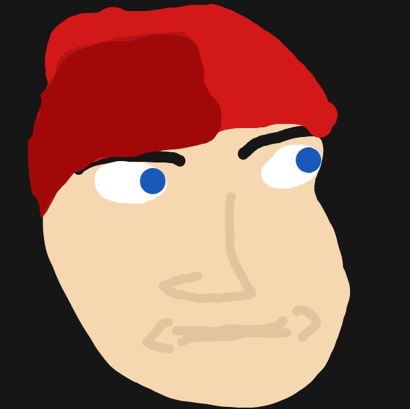 Profile picture for the comic artist, gentlmen