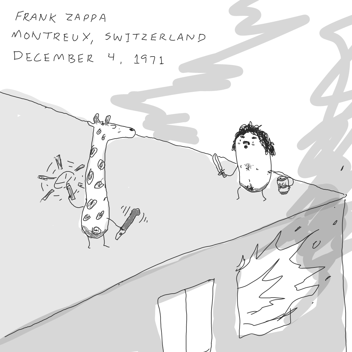 Drawing in Frank: Part One by Potato Man