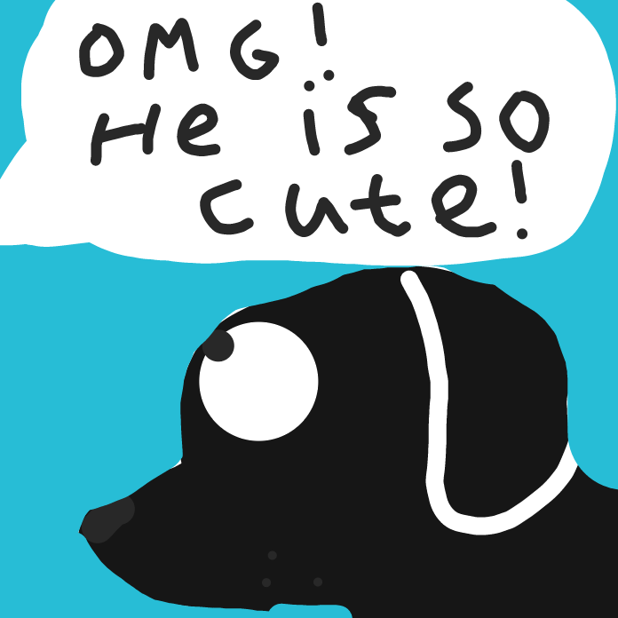 Drawing in Sooooo cute by AnnenasComics