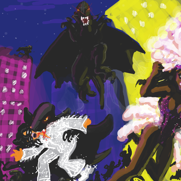 - Online Drawing Game Comic Strip Panel by Ramora