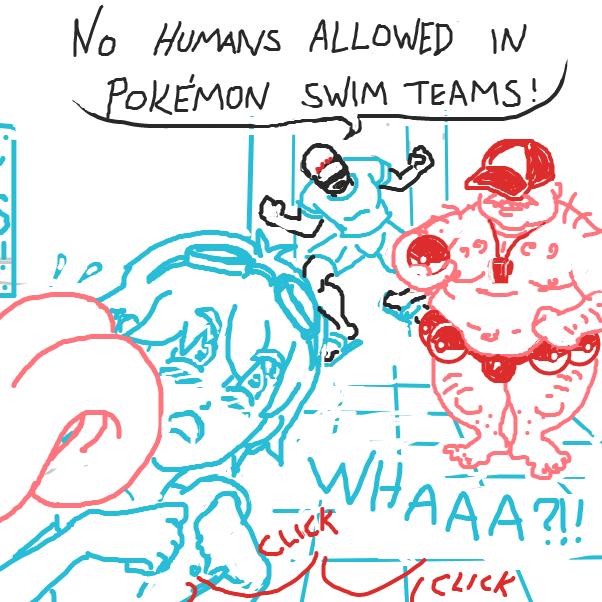 Drawing in Awkward . . .  by Ramora