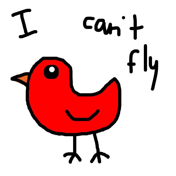 Drawing in Bernie Bird by SteliosPapas