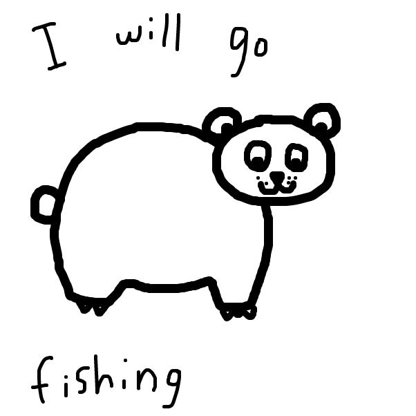 Drawing in Polar Bear by SteliosPapas