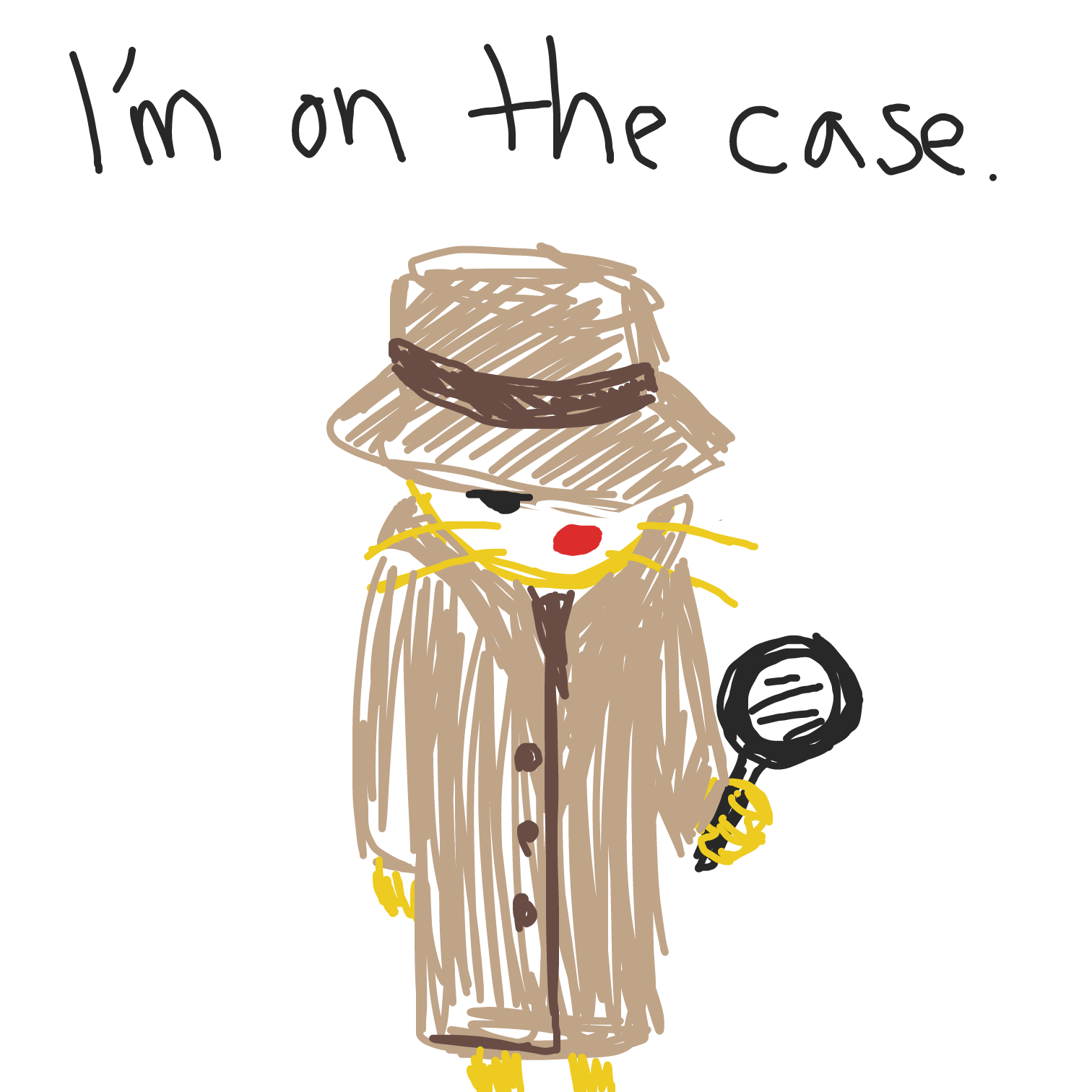 Liked webcomic Detective Cat McSleutherson