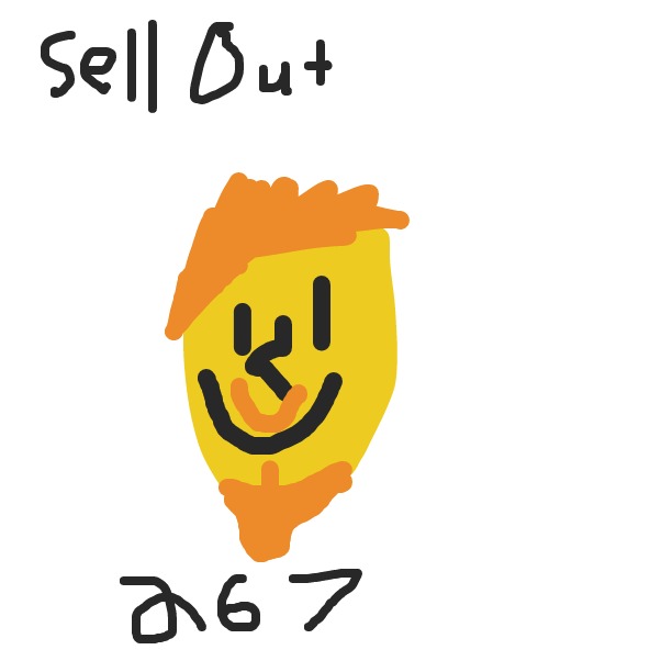 Liked webcomic SellOut267