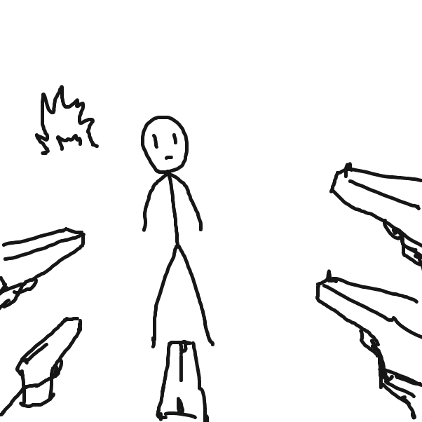 - Online Drawing Game Comic Strip Panel by axilirate