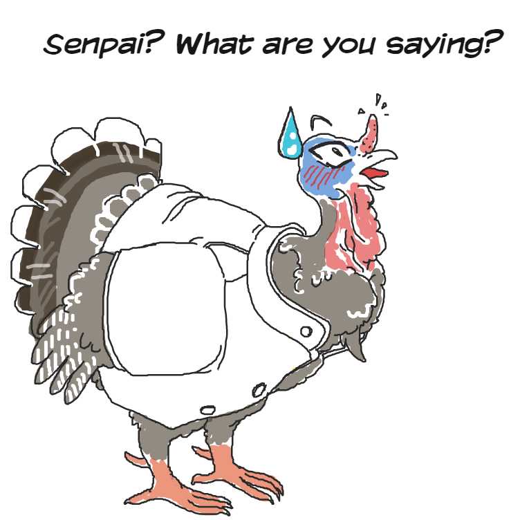 Turkey dating simulator? - Online Drawing Game Comic Strip Panel by Delete