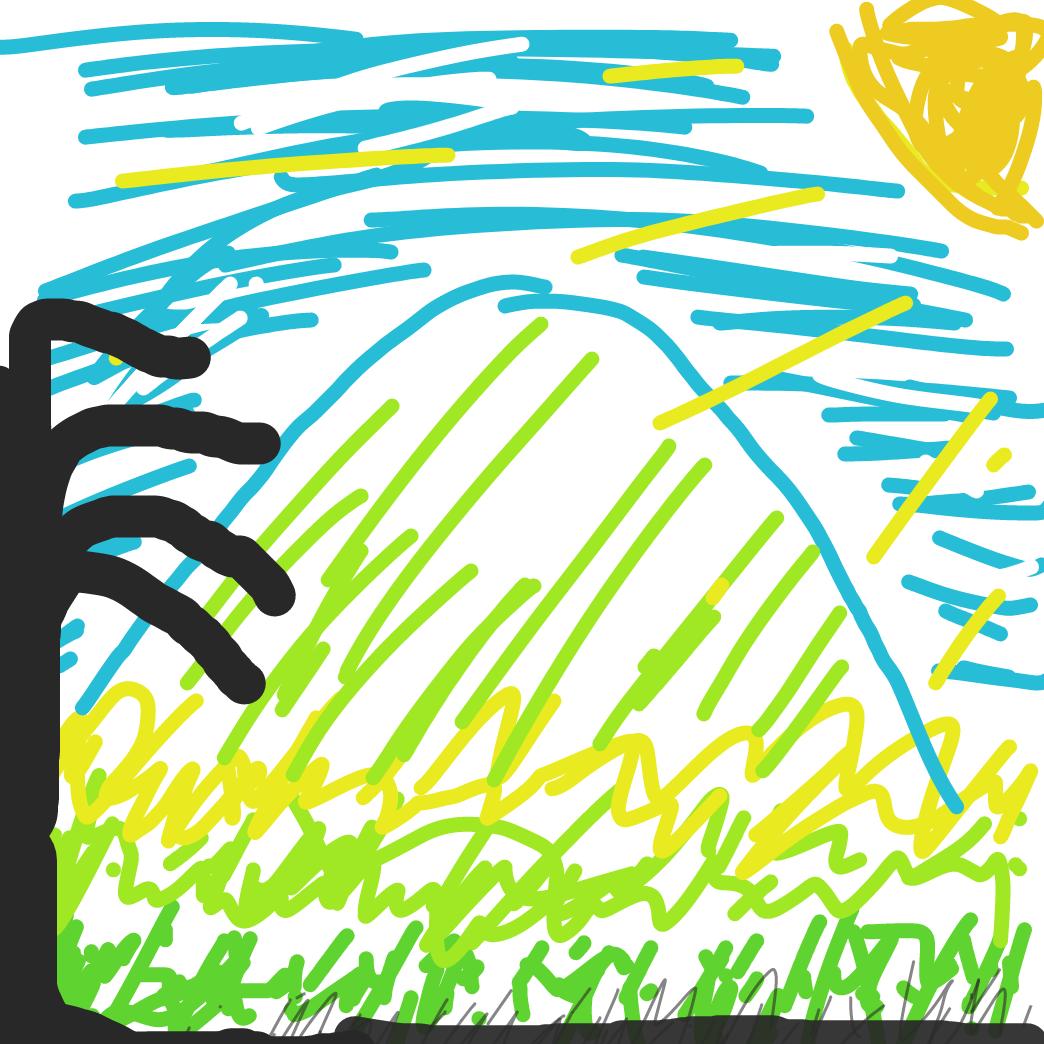 Morning sun - Online Drawing Game Comic Strip Panel by JohanAllen