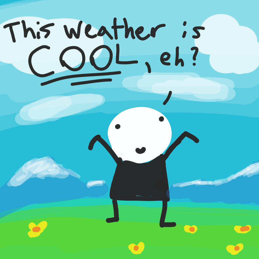 Liked webcomic the weather