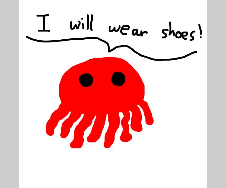 Drawing in Oscar Octopus by SteliosPapas