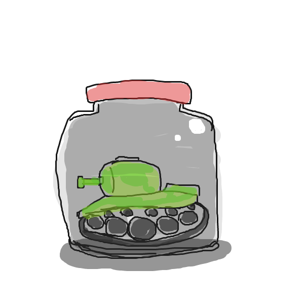 Liked webcomic Things in Jars