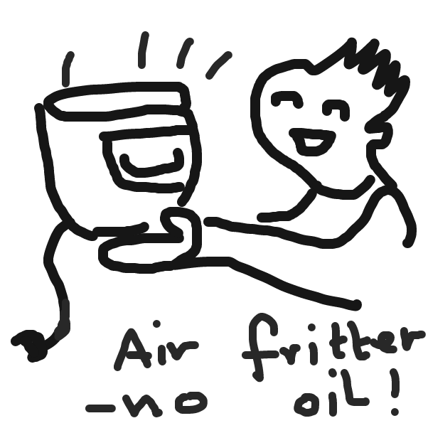 First panel in New technology drawn in our free online drawing game