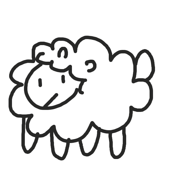 Liked webcomic Finish the sheep