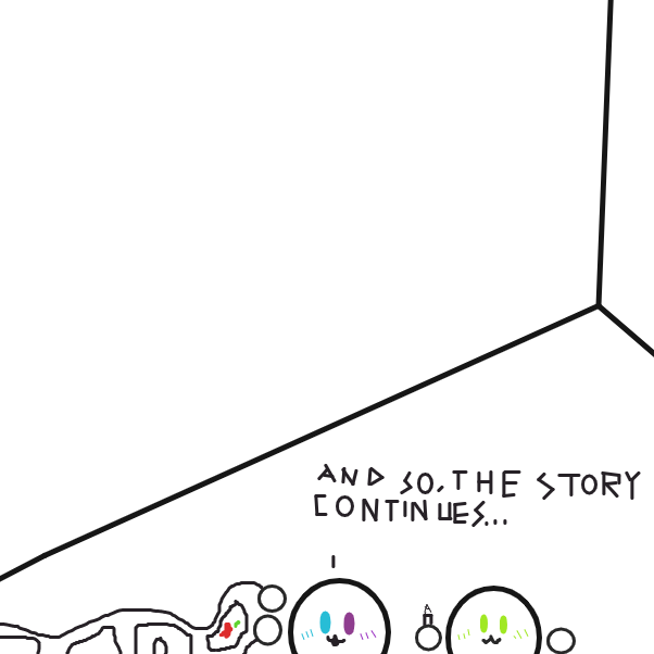 - Online Drawing Game Comic Strip Panel by HiveMind