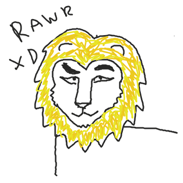 Liked webcomic Lion