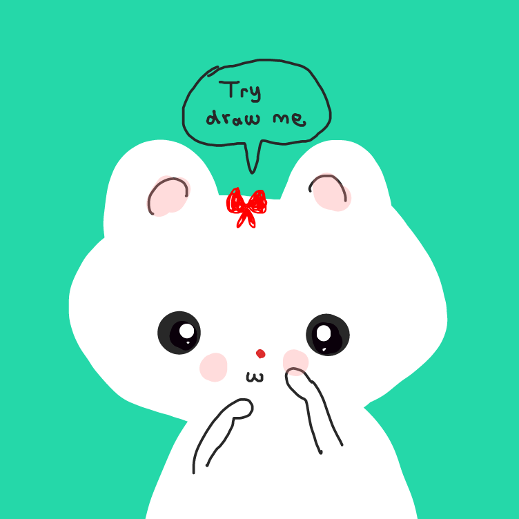 First panel in Try draw me drawn in our free online drawing game