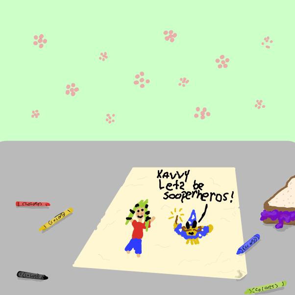 Liked webcomic Adventure