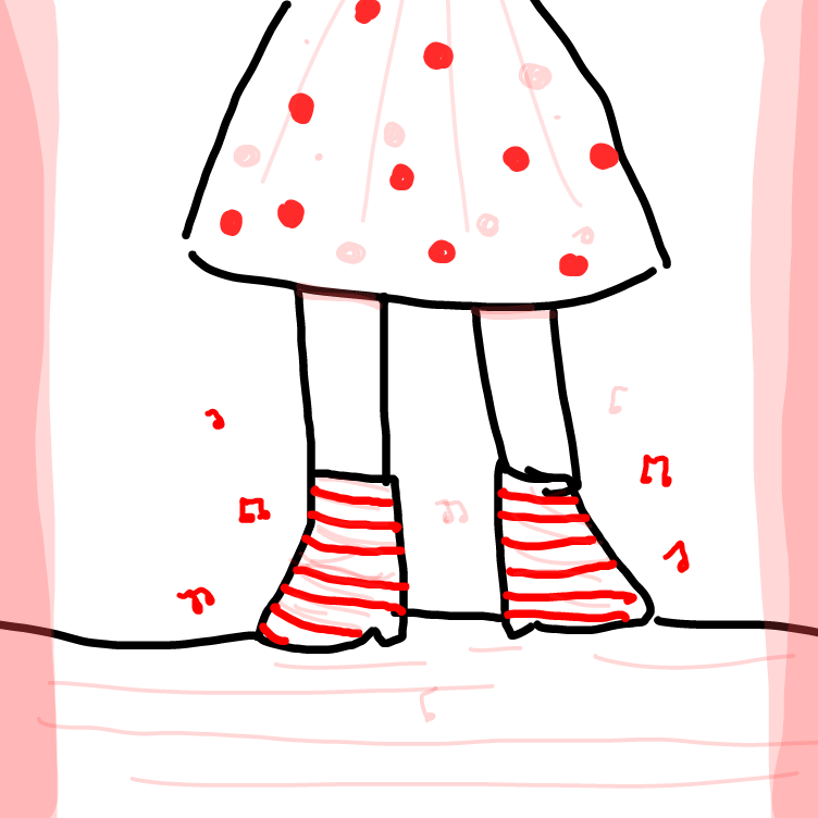 Drawing in attention by niania