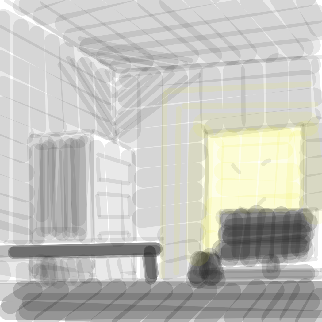 First panel in Stuck In My Room drawn in our free online drawing game