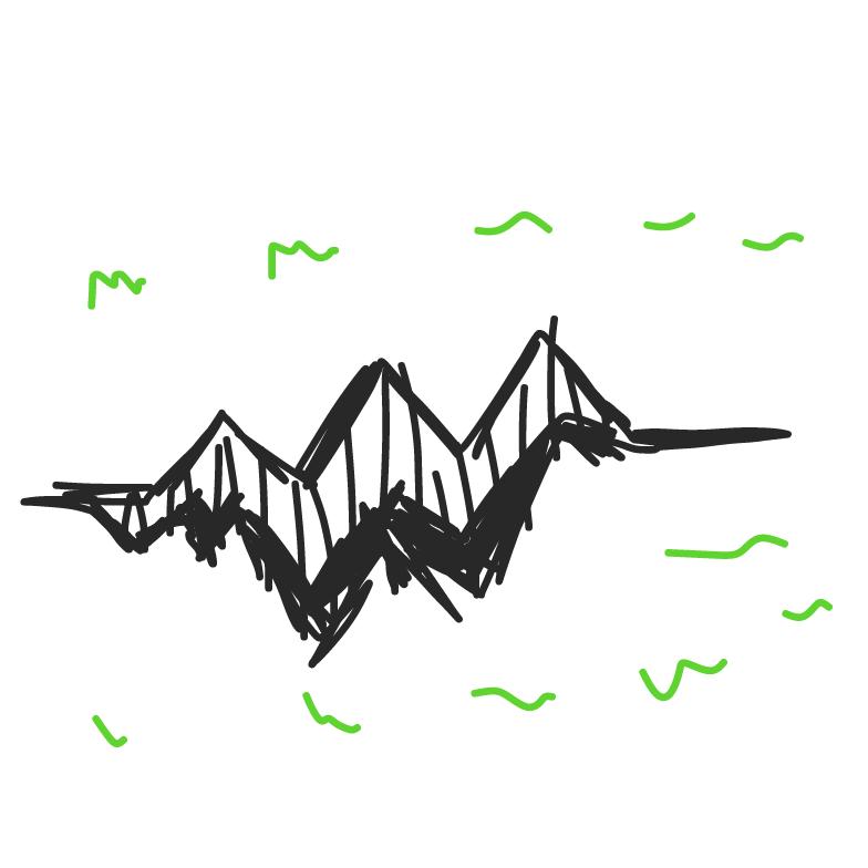Drawing in Sinkhole Story by LizardPie34