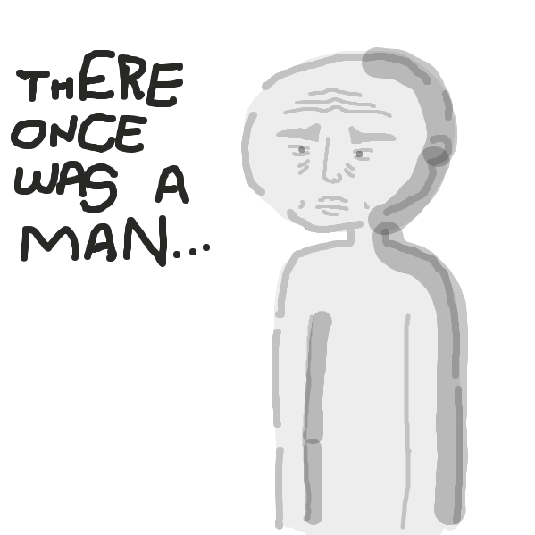 Liked webcomic Mystery Man