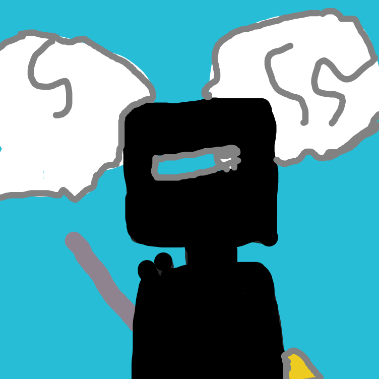 First panel in Ned Kelly drawn in our free online drawing game