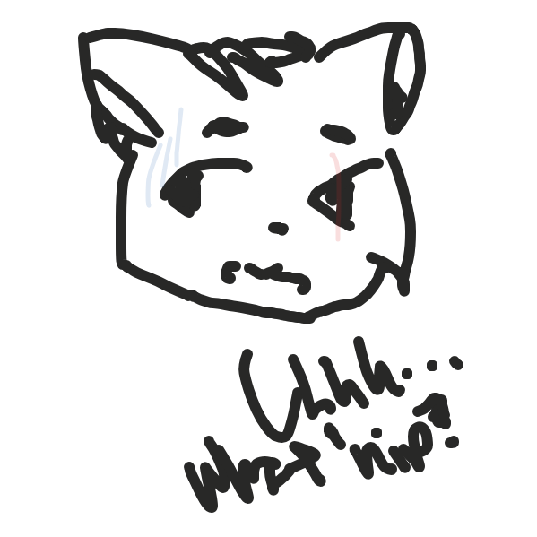 Uhm what you mean - Online Drawing Game Comic Strip Panel by Sirius Solemn