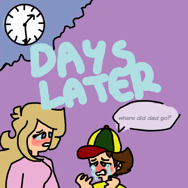 hE h personal experience - Online Drawing Game Comic Strip Panel by Kiz [wreck]
