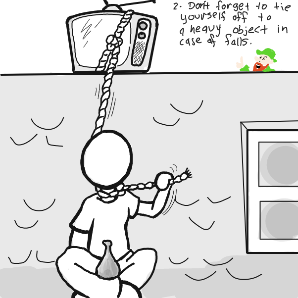 - Online Drawing Game Comic Strip Panel by WizardCroissant