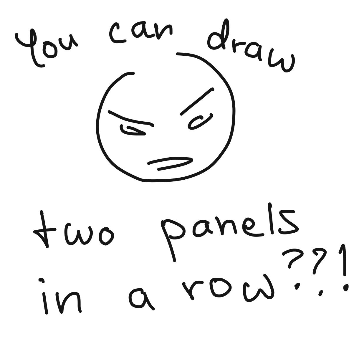 - Online Drawing Game Comic Strip Panel by Garbage