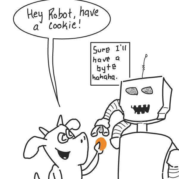 Plus that special ingredient. - Online Drawing Game Comic Strip Panel by WizardCroissant