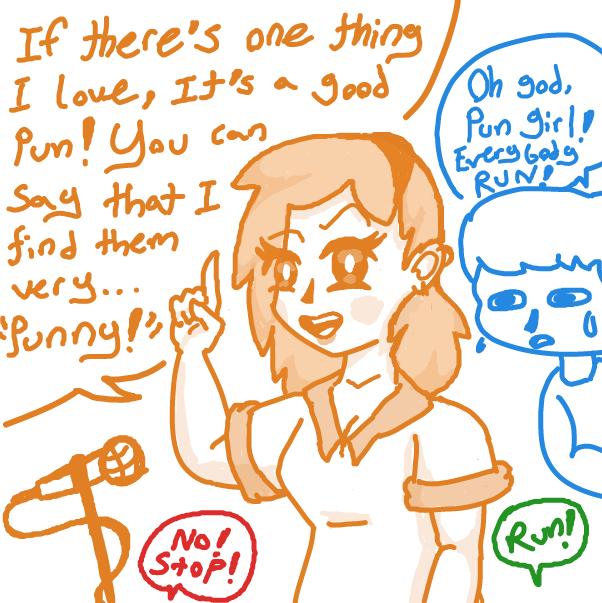 Liked webcomic Puns