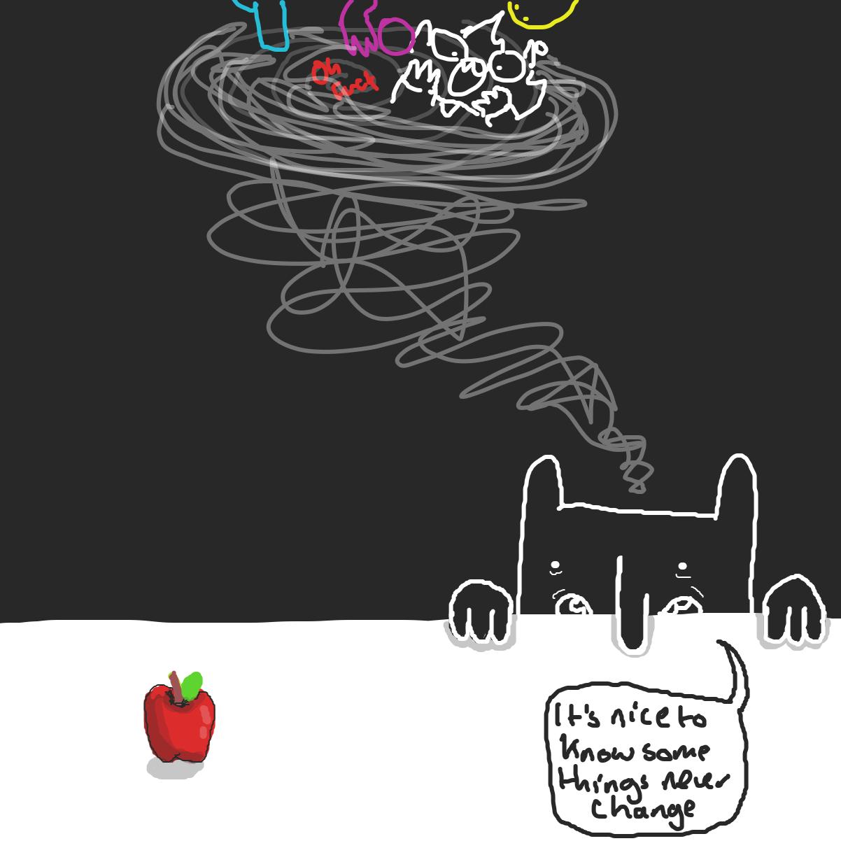 Drawing in Test by joshyouart