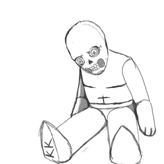 Drawing in More PLushies by Karosh