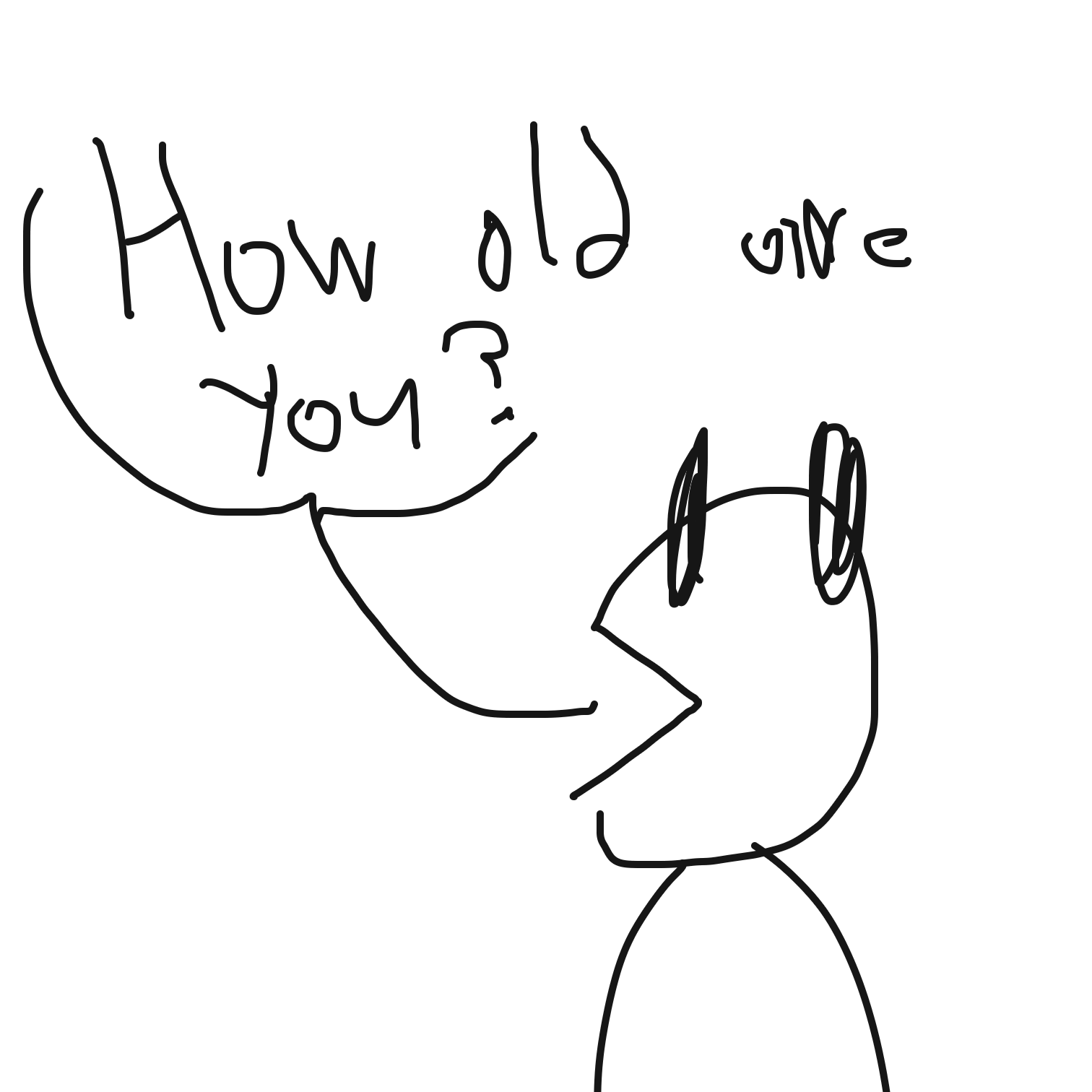 Drawing in Ask me! (Follow me so you can pass jam for me) by LizardPie34