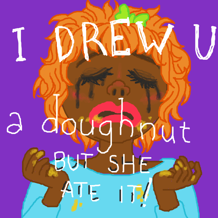 Drawing in DOUUUGHNUTTS by Delete