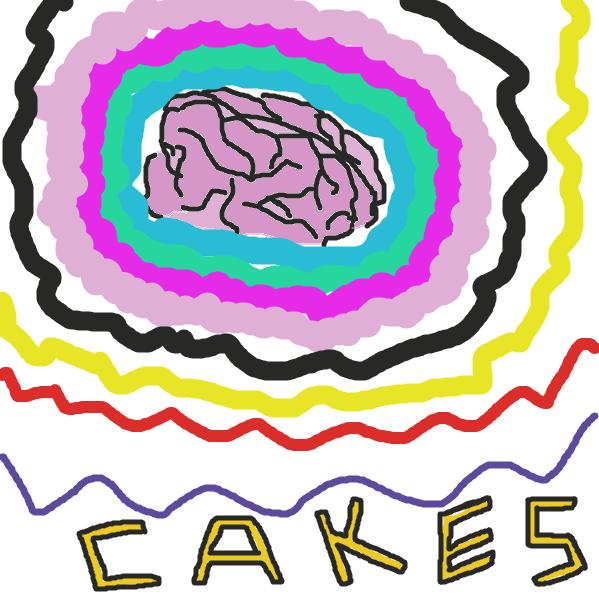 THE BRAINS ARE BEING ATTACKED - Online Drawing Game Comic Strip Panel by Rovaen