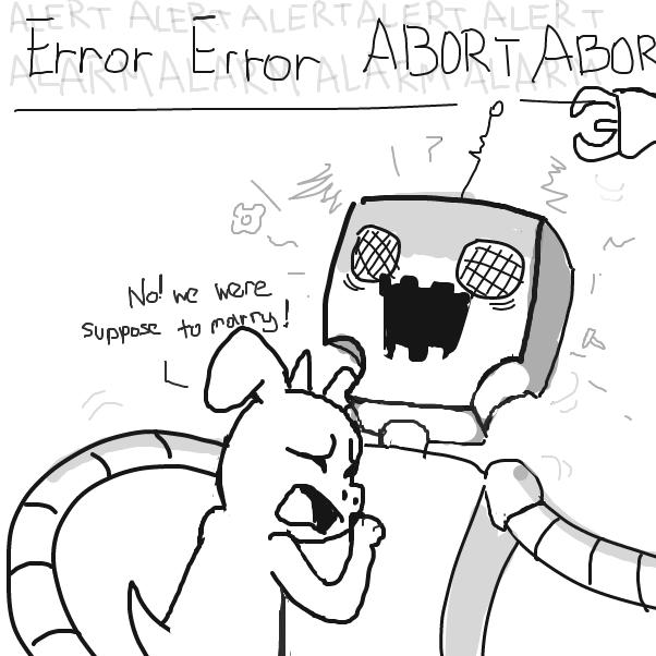 Time to make a new bot! - Online Drawing Game Comic Strip Panel by SluggishFella