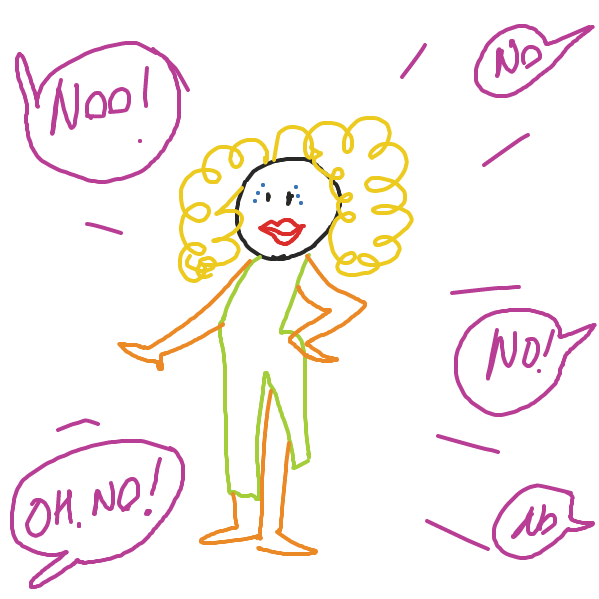 First panel in The revenge of the mistress drawn in our free online drawing game