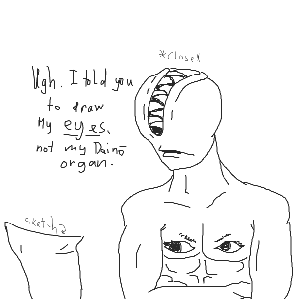 - Online Drawing Game Comic Strip Panel by Robro