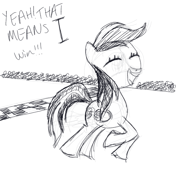 - Online Drawing Game Comic Strip Panel by Sunset Shimmer