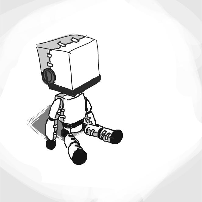 Drawing in draw your robot by SluggishFella