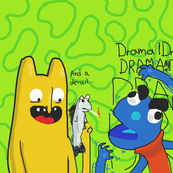 - Online Drawing Game Comic Strip Panel by Terminated User