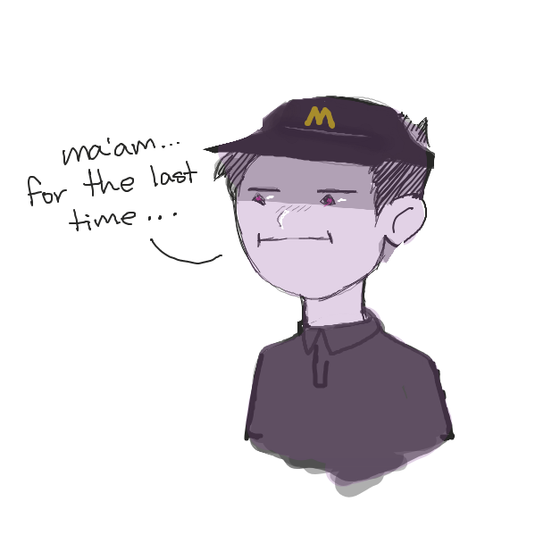 Liked webcomic How to get fired from McDonalds